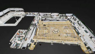 Lees McRae College 3D Model
